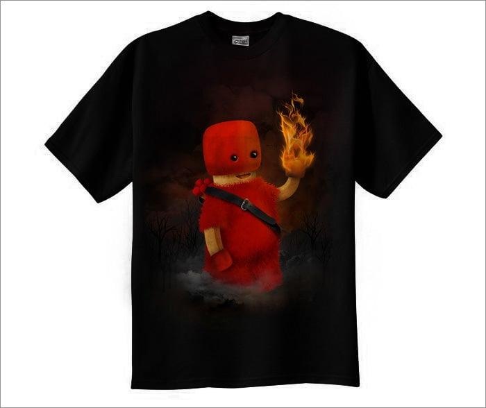 fashion t shirt template