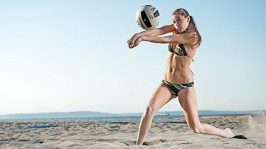 feature image volleyball wordpress theme