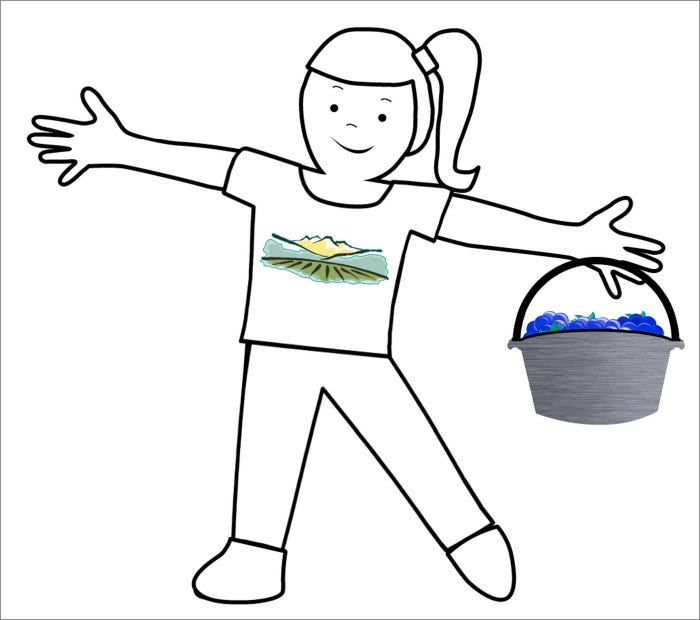 Free Flat Stanley Templates  Colouring Pages To Print  Free