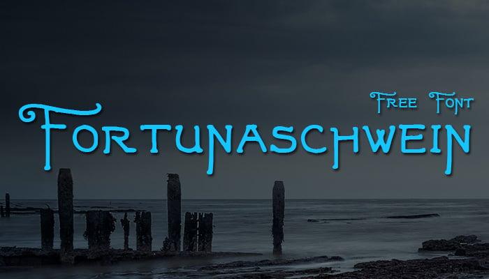 fortunaschwein