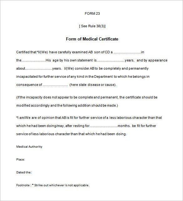 Fake medical certificate template free image collections medical certificate template free choice image certificate free fake medical certificate template australia images free download yadclub Choice Image