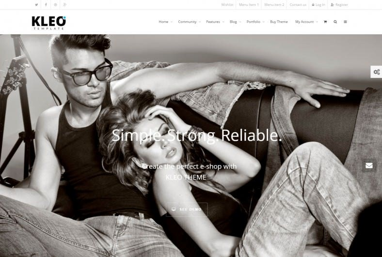 fully customizable wordpress multi purpose theme 788x531