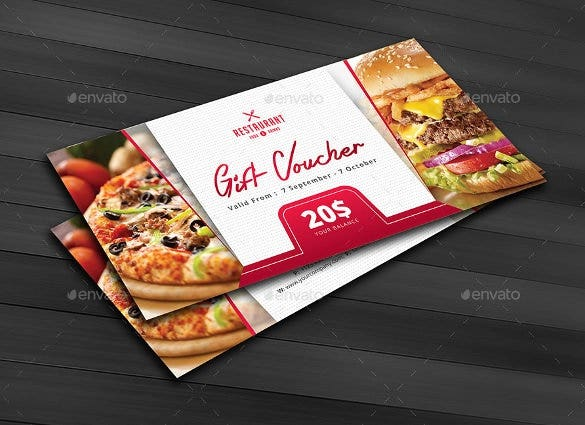 gift voucher sample example format template download