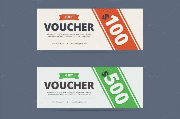 gift vouchers example template download