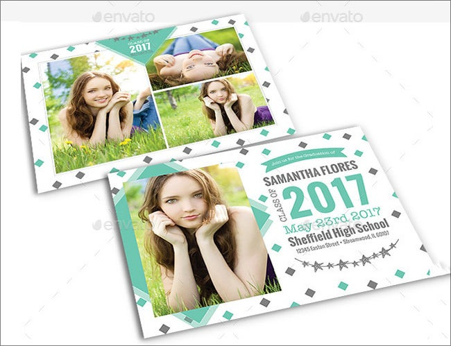 graduation invitation bundle