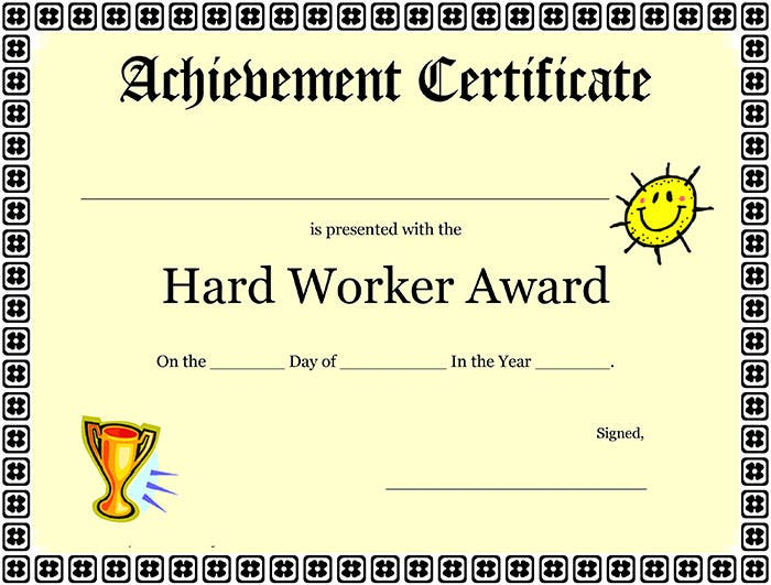 business certificates award template certificatestreet doc