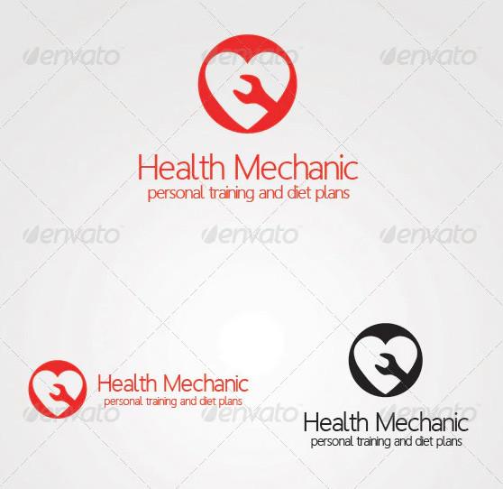 health mechanic logo