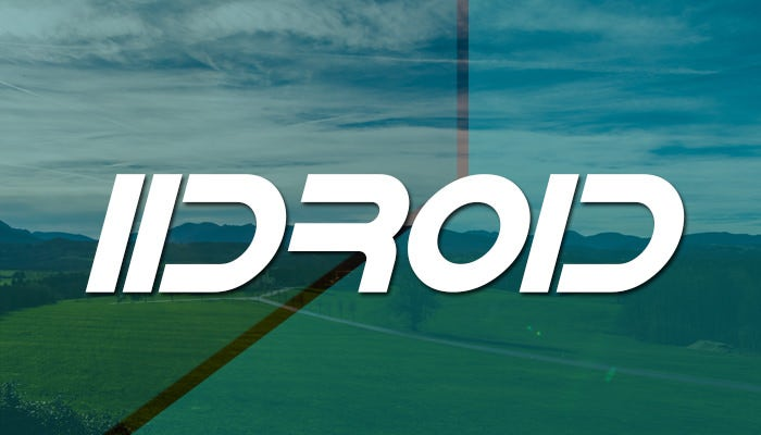 idroid androind font11