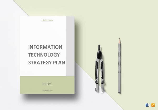 it-strategy-plan-template
