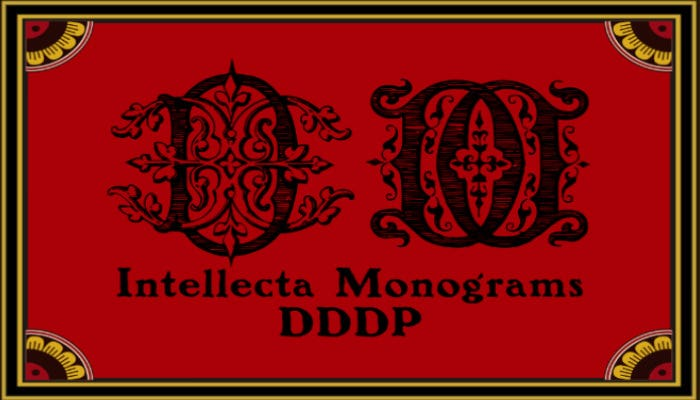 intellecta monograms collection