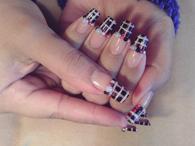 35 easy and amazing nail art designs for beginners free japanese 3d nail art design prinsesfo Images