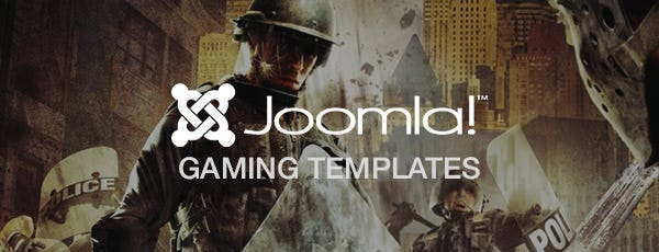 Joomla Gaming Templates
