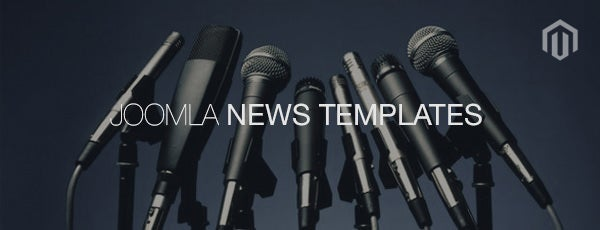 joomla news templates