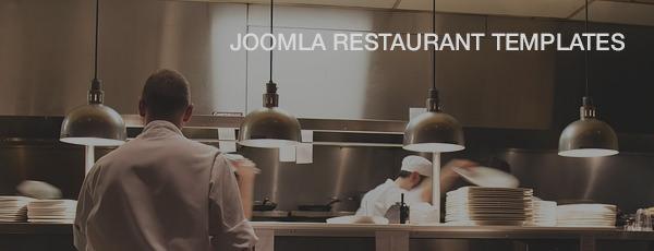 Joomla Restaurant Templates