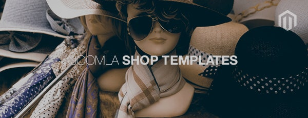 Joomla Shop Templates