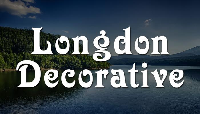 longdon decorative