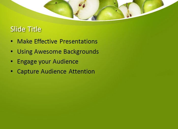 low calorie diets powerpoint template