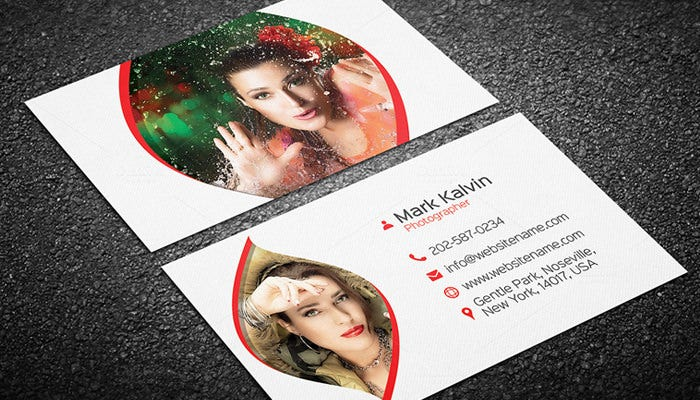 mark kalvin photography business card 18