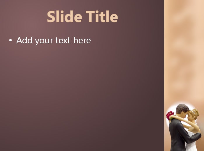 marriage ppt template