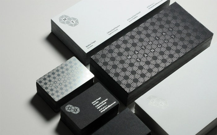 Mathias Tanguy Visual identity