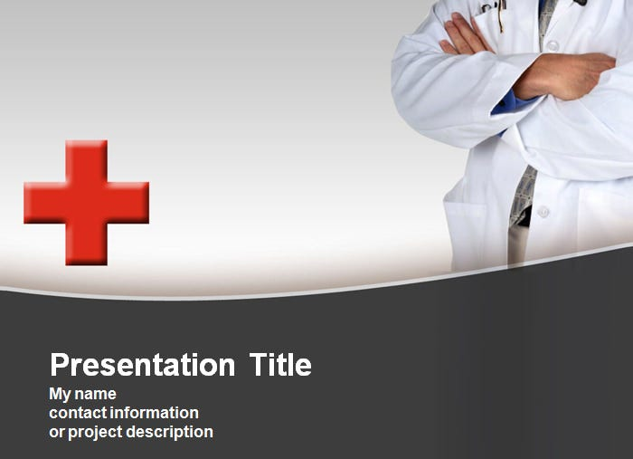 Medical powerpoint template powerpoint templates free medical history powerpoint template toneelgroepblik Image collections