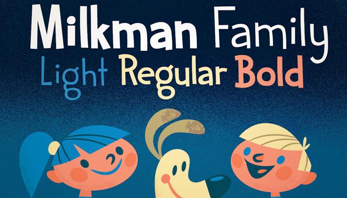 Milkman Family