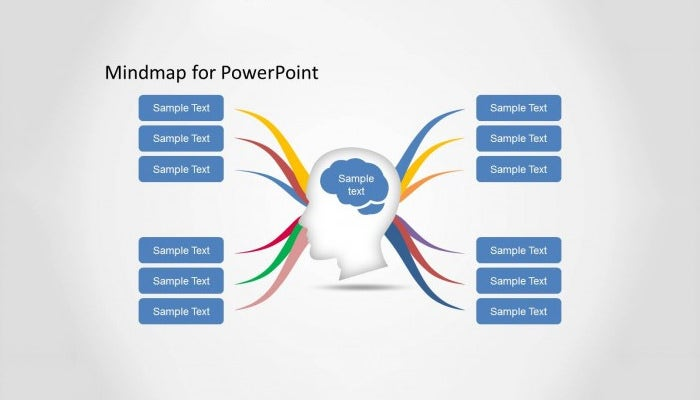 Mind Map Template For Powerpoint