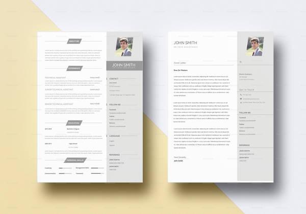 minimal-bpo-resume-in-psd-format