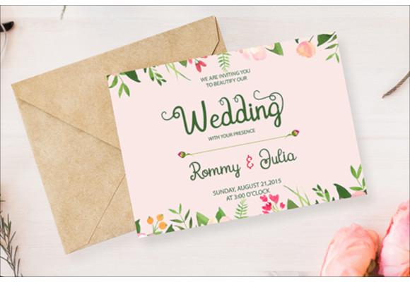modern vintage wedding script font