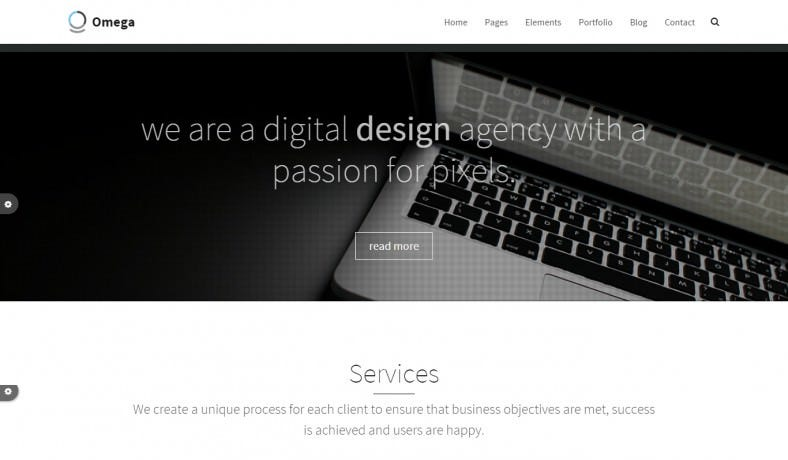 Responsive Multi Purpose Bootstrap HTML Template