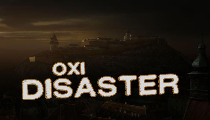 OXIDISASTER