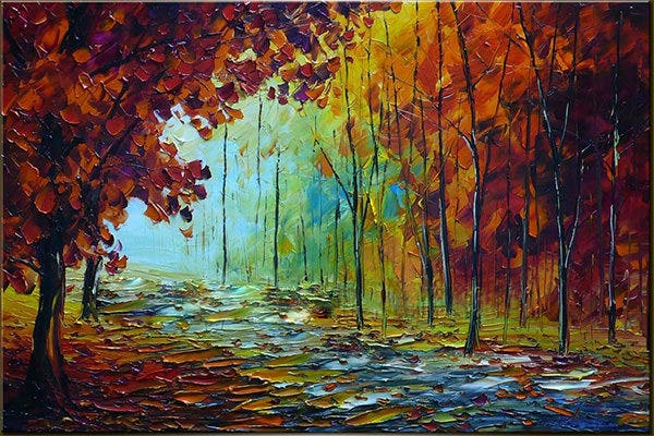 abstract oil painting oil paintings free premium