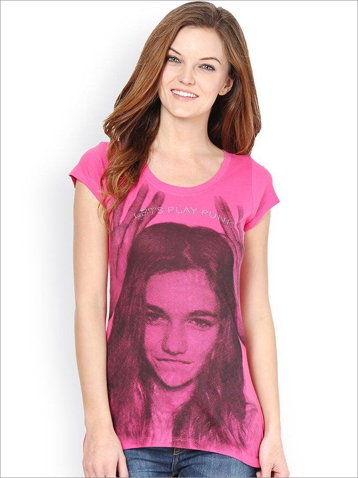 punk women tshirts