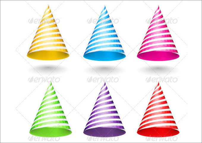 paper party hat template125