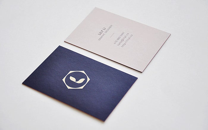 Simple personal business card yeniscale simple personal business card reheart