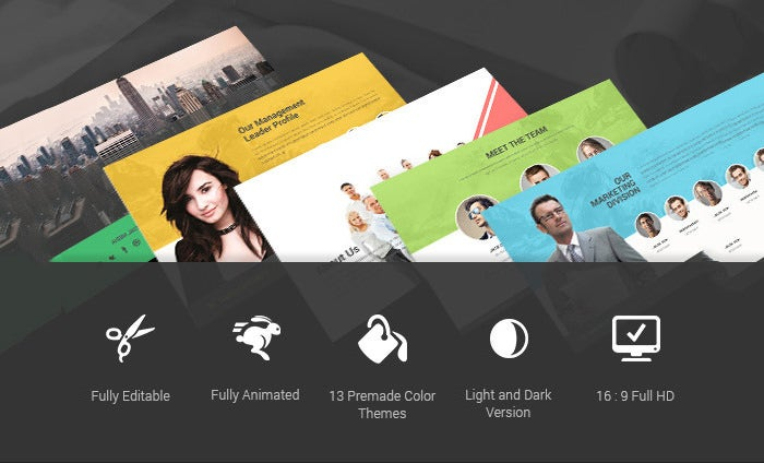 Cool Animated Powerpoint Templates