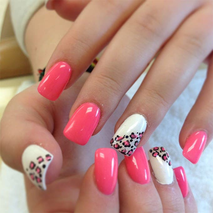 Nails Design Ideas 25 best ideas about nail design on pinterest finger nails fingernail designs and summer shellac designs Pretty Nail Art Design Idea