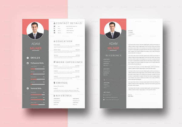 professional-bpo-resume-template