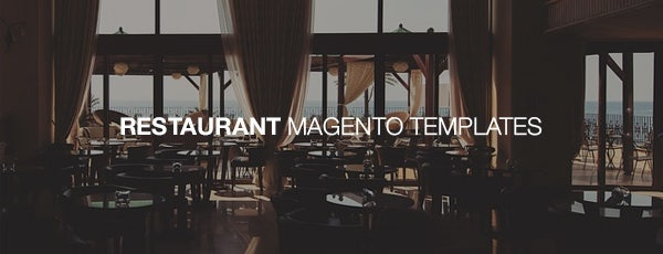 Restaurant Magento Templates