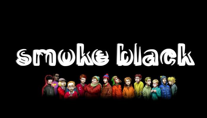 smoke black