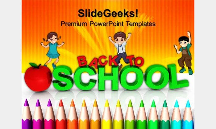 20+ premium education powerpoint templates | free & premium templates, Free School Powerpoint Templates, Powerpoint templates