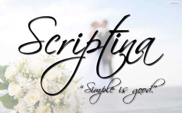 Wedding Script Fonts Free Wedding Script Fonts – Free Calligraphy Fonts for Wedding Invitations