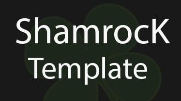 shamrock template1