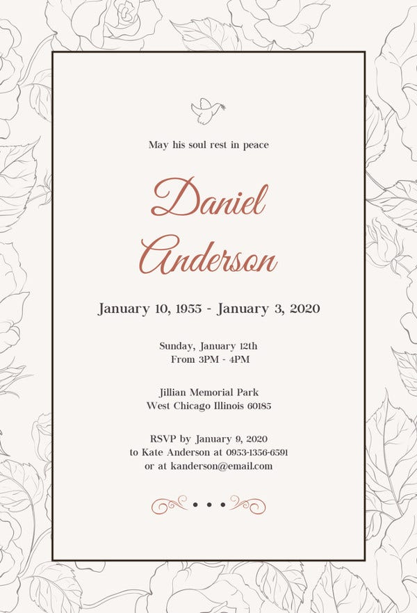 simple-funeral-invitation-template