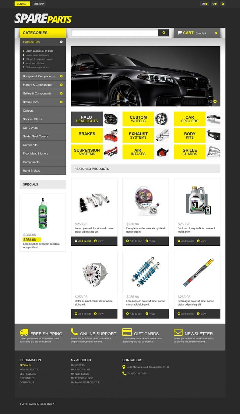 spares for speed prestashop theme 788x1358