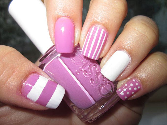 spring cute nail ideas