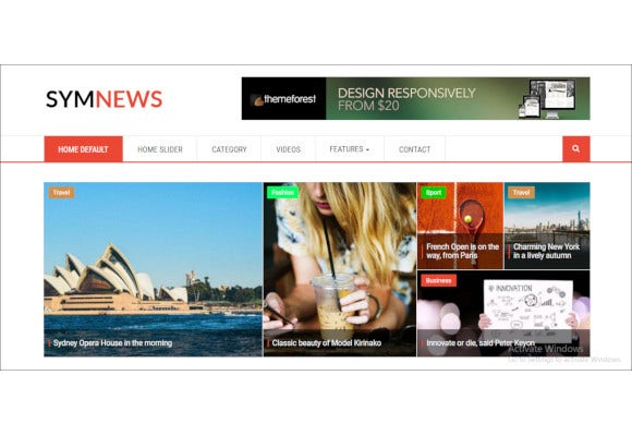 symnews-news-magazine-drupal-theme