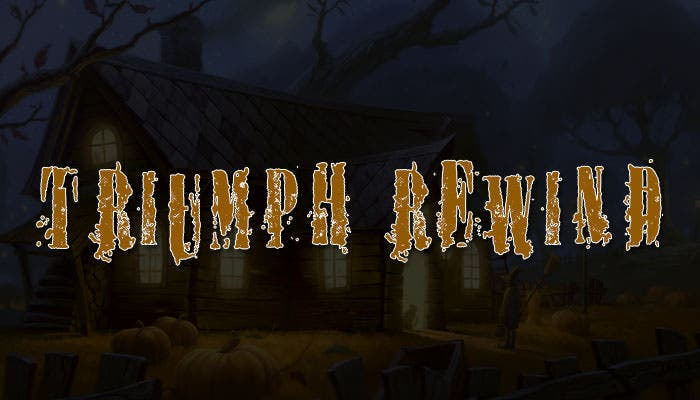 TRIUMPH REWIND
