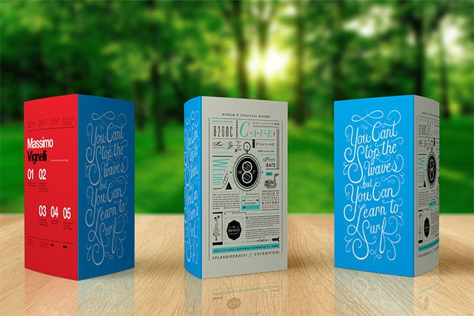 table tent mock up template vol