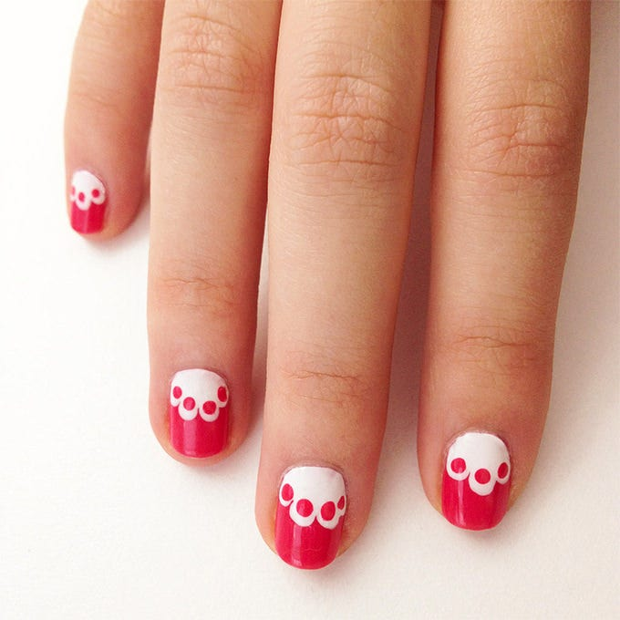 Latest simple nail art designs images nail art and nail design ideas latest simple nail art designs choice image nail art and nail latest simple nail art images prinsesfo Gallery